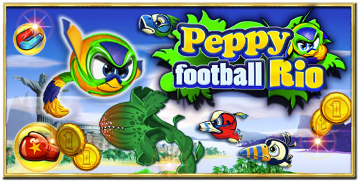 Peppy Football Rio